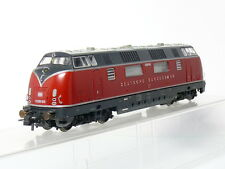 Roco 43522 H0 Locomotive diesel V200 013 de DB rouge antique très bien