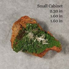 HEMIMORPHITE & CONICHALCITE  MINERAL CRYSTAL GEM ROCK GEMSTONE