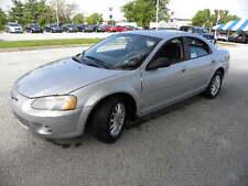 Chrysler: Sebring 4dr Sdn LX
