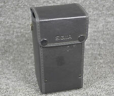 Sigma Genuine Camera Lens Case HC-5 Approx. 6 1/2 Inches Tall 3 1/4 Inches Wide