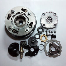 17 Teeth Chinese Atv Quad Dirt Bike Auto Clutch Assembly 50cc 70cc 90cc 110cc