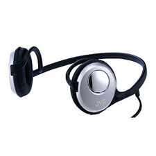 JVC Back Band Stereo Headphones HA-B15-SL