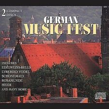 German Music Fest [Box] by Various Artists MUSIC CD