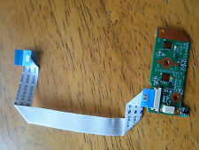 Genuine HP G61 CQ61 Power Button Board With Ribbon Cable 330P6PB0000