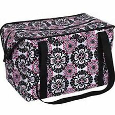 Thirty one Fresh Market Thermal tote picnic party bag 31 gift Pink pop medallion