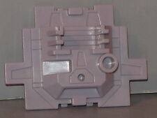 G1 TRANSFORMER MONSTRUCTOR SLOG BACKPLATE  LOT # 1