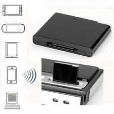 Bluetooth A2DP Music Audio 30pin Receiver For iPod iPhone Speaker Dock