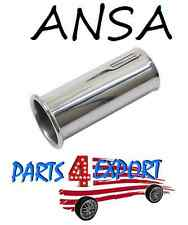 NEW MERCEDES BENZ 190C 190DC 200 200D 230 250C Exhaust Tail Pipe Chrome Tip