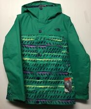 NWT The North Face Women's Ricas Insulated Jacket($190.00) M, Green - CPE3 360-4