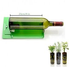 Glass Bottle Cutter Machine, AGPtek Long Glass Wine Bottle Cutter Scoring Tool