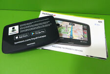TomTom GO 520 WiFi SATNAV GPS 5'' Bluetooth Traffic EUROPE EU48 Map 4PN50 Google