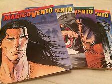 Vendo Magico Vento n. 1, 2, 3 e 4 originali - Buono stato