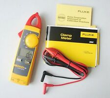 New FLUKE 362 F362 Handheld Digital Multimeter Clamp Meter Tester AC/DC True-rms