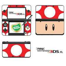 Mario Toad Vinyl Skin Sticker for NEW Nintendo 3DS XL (with C Stick)