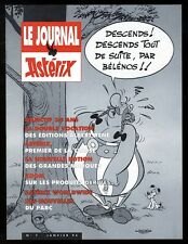 JOURNAL  D' ASTERIX  ( LE )  N° 7     JANVIER 94      UDERZO