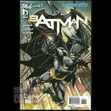 BATMAN #3 New 52 IVAN REIS 1:25 VARIANT Scott Snyder DC Comics NM!