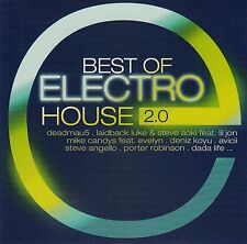 BEST OF ELECTRO HOUSE 2.0 / 2 CD-SET - TOP-ZUSTAND