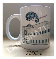 *NEW* PRINCE Paisley Park Studio UNIQUE ART DESIGN White Coffee Mug
