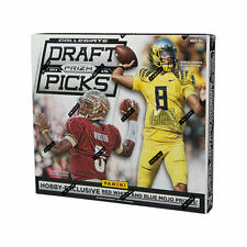 2015 Panini Prizm Collegiate Draft Picks Football Hobby Box