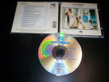 Francisco Fialho ‎– O Fado CD ARC Music ‎– EUCD 1075