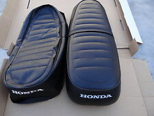 HONDA CB175  1968-1971 MODEL  REPLACEMENT SEAT COVER NEW IN BLACK