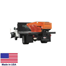 SPREADER Coml Salt & Sand - Truck Bed Mounted - 2.1 Cubic Yard Cap - 10.5 Hp