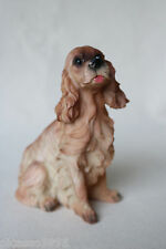 Irish Setter Dog Resin Figurine Figures Canine Animal Statue Sculpture 5.5""