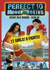 Perfect 10 Model Boxing: Beverly Hills Mansion, Vol. 1 (2009, DVD NEUF) CLR/WS