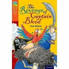 Oxford Reading Tree TreeTops Fiction: Level 13 More Pack A: The Revenge of Capta