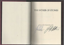 Signed Limited First edition of The Father of Stones By Lucius Shepard 1989 Fine