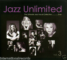 """Jazz Unlimited Vol.3"" Jazz Vocal Collection DW Mastering Audiophile 2-CD New"