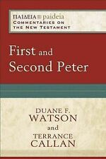 Watson  Duane F-First And Second Peter  BOOK NEW