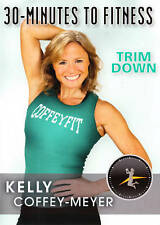 Kelly Coffey-Meyer: 30 Minutes to Fitness - Trim Down (DVD, 2014)