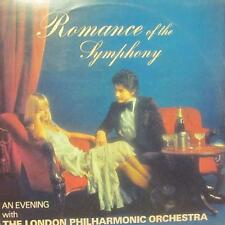 The London Philharmonic Orchestra(Vinyl LP)Romance Of The Symphony-Stereo Gold A