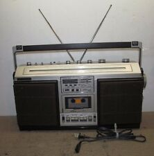 Vintage Pioneer SK-71 Boombox Ghetto Blaster AM/FM Stereo Cassette Tape Radio
