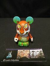 "Disney 3"" Vinylmation - Jungle Book series - Shere Khan - New w/ Box & foil"