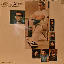 "OST - SOUNDTRACK - STAND AND DELIVER - CRAIG SAFAN  12""  LP (N35)"