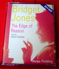 Helen Fielding Reads Bridget Jones - The Edge Of Reason 2-Tape Audio Book