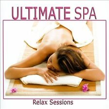 Ultimate Spa Relax Sessions 2011 Ex-library