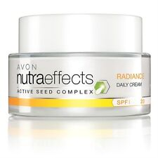 Avon Solutions Nutra Effects Radiance Tagescreme LSF20 50ml ersetztTruly Radiant
