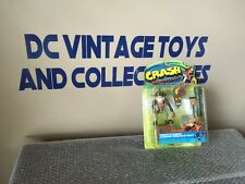 HIGH FLYING CRASH BANDICOOT Action Figure Series 2 Resaurus New in Open Package