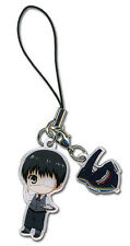 *NEW* Tokyo Ghoul: Kaneki & Mask Cell Phone Charm by GE Animation