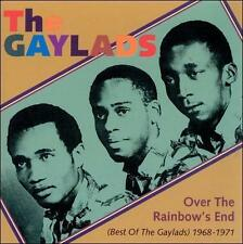Gaylads CD Over The Rainbow's End Best Of 1968-1971 Trojan label REGGAE