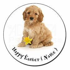 Puppy Personalised+ 'Any Wording' Fridge Magnet Stocking Filler Chr, AD-CP6DA2FM