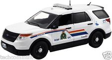 1:43 FIRST RESPONSE RCMP CANADA FORD INTERCEPTOR UTILITY ** NEW RELEASE!! **