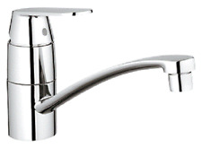 Grohe Eurosmart Cosmo Kitchen Sink Mixer Tap Low Spout (32842000)