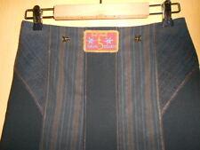 jupe GARELLA classe patchwork de tissus différentes matières T1 (34/36) TBE
