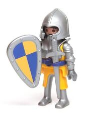 Playmobil Figure Castle Knight w/ Helmet Sword Shield 4153