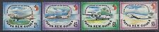 PAPUA NEW GUINEA :1993 20th Anniversary of Air Niugini set  SG696-9 MNH