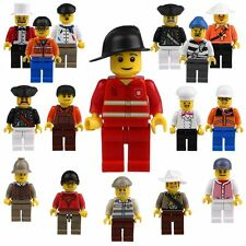16PCS Minifigures Toys Figures Men People Small Minifigs New For Lego